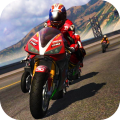 Moto Rider Highway Rush Icon