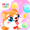 Baby Pet Games for Kids Icon