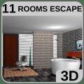 3D Escape Messy Bathroom Icon
