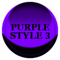 Purple Icon Pack Style 3 ✨Free✨ Icon