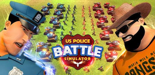 Police Battle Simulator: Epic Battle apk