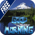 Good Morning Friends Icon