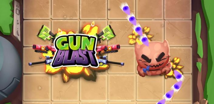Gun Blast: Bubble Shooter and Bouncy Balls Games apk