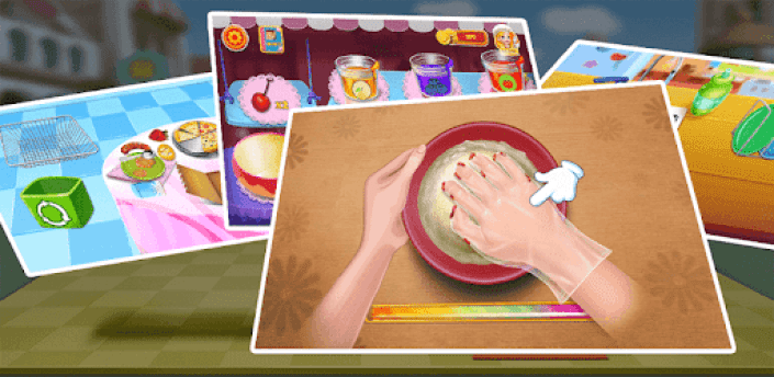 The Pizza Shop - Cafe and Restaurant - Free Game apk