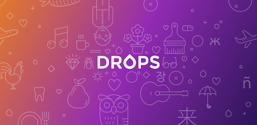 Drops: Learn 35 new languages apk