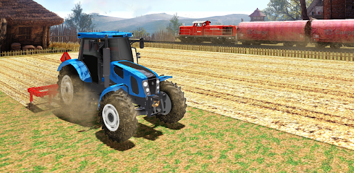 Real Farming 2021: Free Tractor Driving Games apk