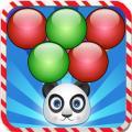 Panda Shoot Bubble Icon