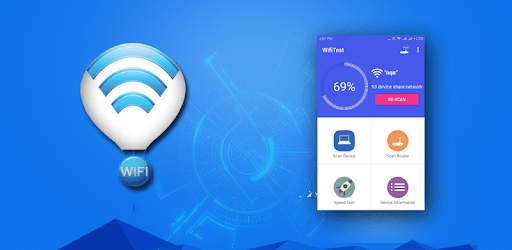 WiFi WPA WPA2 WEP Speed Test apk