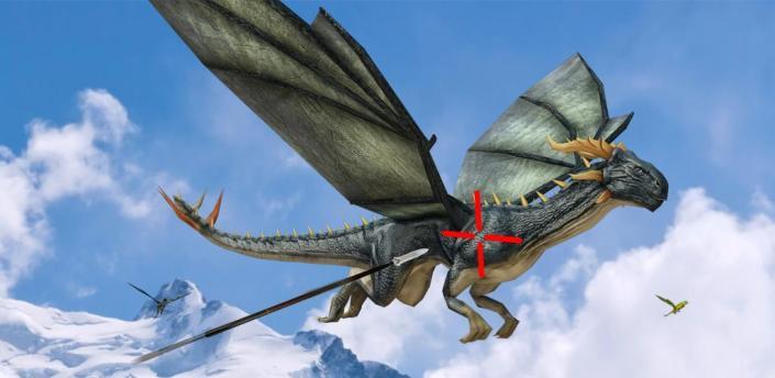 Dragon Hunting Games: Epic World Monster Shooting apk