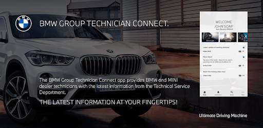 BMW Group Technician Connect apk