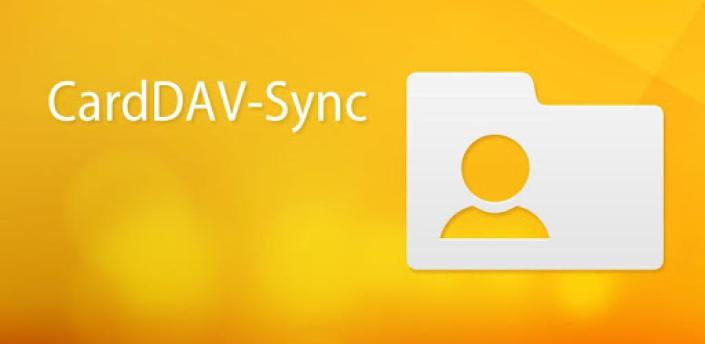 CardDAV-Sync apk