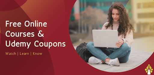 Free Online Courses & Udemy Coupons apk