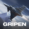 Gripen Fighter Challenge Icon