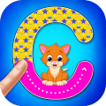 Tracing And Learning Alphabets - Abc Writing Icon