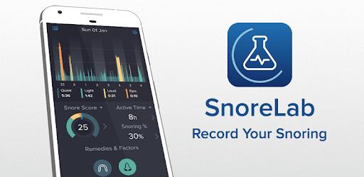 SnoreLab : Record Your Snoring apk