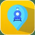Indian Rail TimeTable - Metro Train Timing & Route Icon