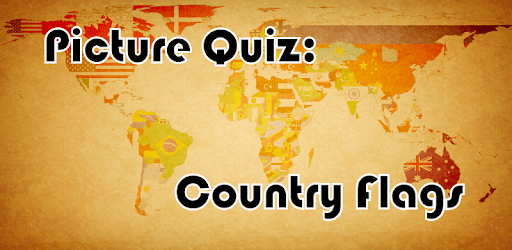 Picture Quiz: Country Flags apk