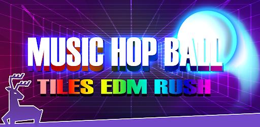 Music Hop Ball:Tiles EDM Rush apk