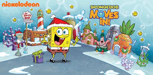SpongeBob & Friends: Build Nickelodeon's Mega City apk