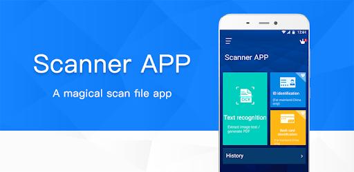 Scanner APP - Barcode Scanner & Document Scanner apk