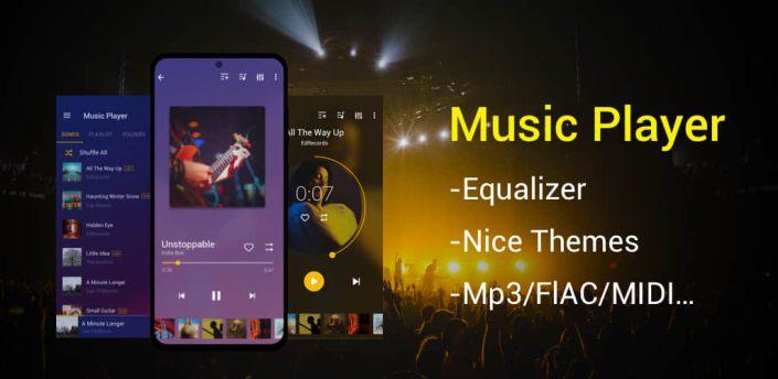 Music Player - MP3 Player, Audio Player apk