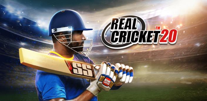 Real Cricket™ 20 apk