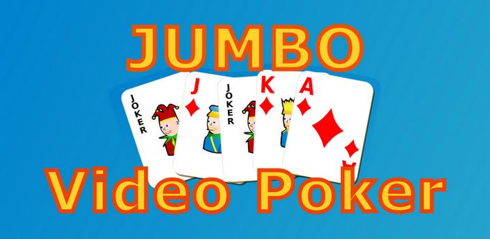 Jumbo Video Poker Free apk