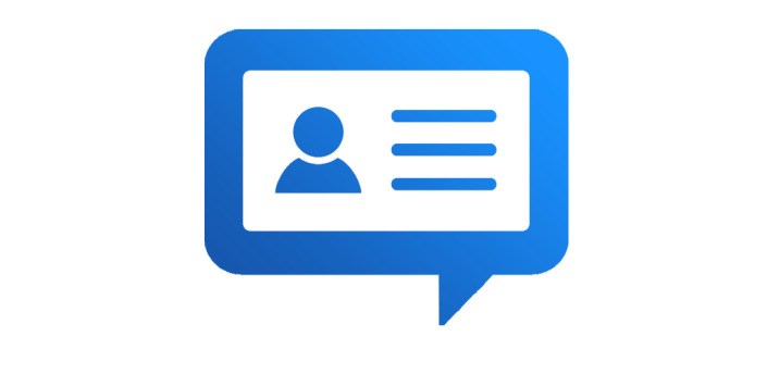 SMS Business Card. SMS mailing. Chat Bot Whats apk