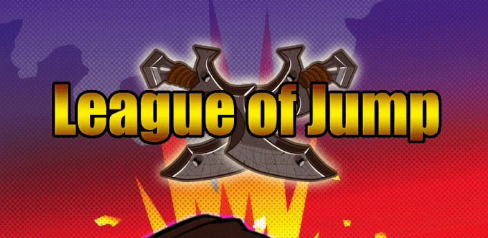 Tapping League of Legends Heroes Jump & Running Cross the Trap Adventure Game apk