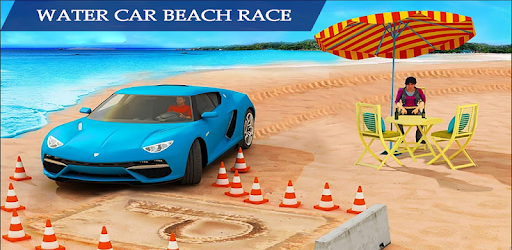 Water Car Racing Extreme Stunts Game apk