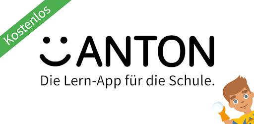 ANTON - Lernen - Grundschule bis Gymnasium apk