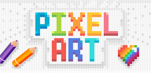 Pixel Art: Colour by Numbers Book apk
