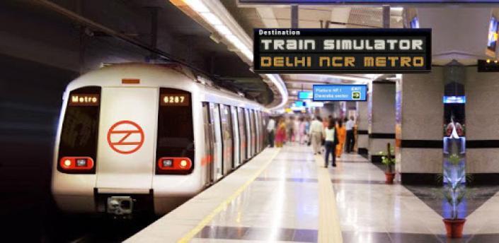 DelhiNCR Metro Train Simulator 2020 apk