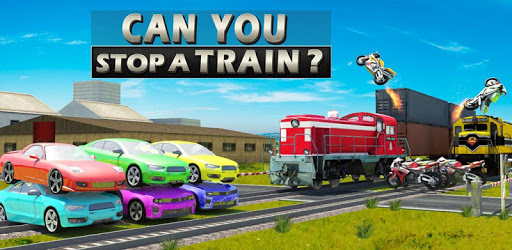 Can you stop a train? Train Games apk