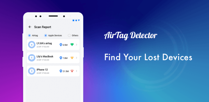 AirGuard Pro-AirTag Finder-Find My Apple Devices apk