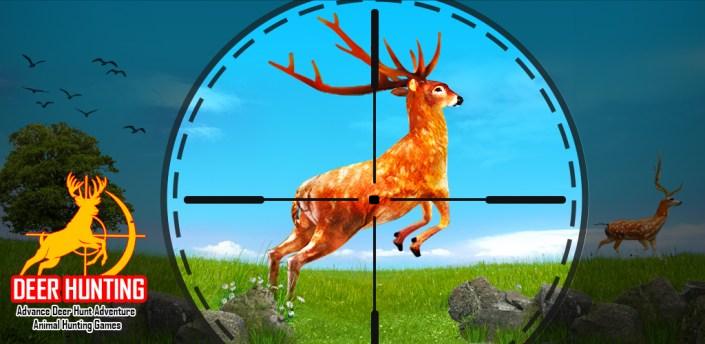 Classic Wild Dino Animal Hunting Sniper Shooter 3D apk
