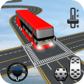 Indian Bus Stunt Driver 3D - Bus Games Icon