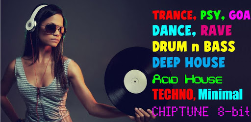 Techno Trance Disco Music Radio apk