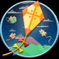 Kite Flying VS Monster Icon