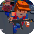 Thieves vs Snipers - The Real Heist Icon