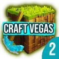 CraftVegas 2020 Game : Crafting & Building Icon