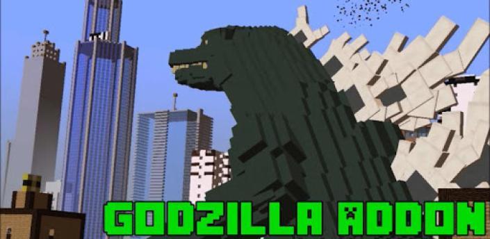 Addon Godzilla apk