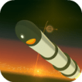 Space frontier: Agency rocket launch 🚀 Icon
