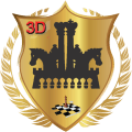 Chess 3D - Real Battle Chess 3D Icon