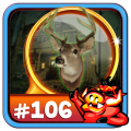# 106 Hidden Objects Games Free New - Ghost House Icon