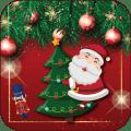 Happy Christmas WAstickers-Santa sticker xmas day Icon