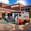 Ambulance Driver: Hospital Emergency Rescue Games Icon
