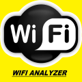 Wifi analyzer (open source) Icon