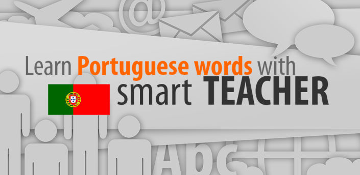 Learn Portuguese words with Smart-Teacher apk