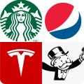 Logo Game: Guess The Brand Icon